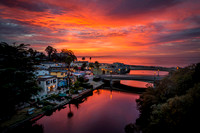 Sunrise over Capitola #1