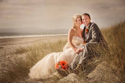 Wedding Pajaro Dunes, Watsonville California
