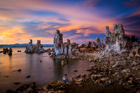 Sunset Mono Lake #3