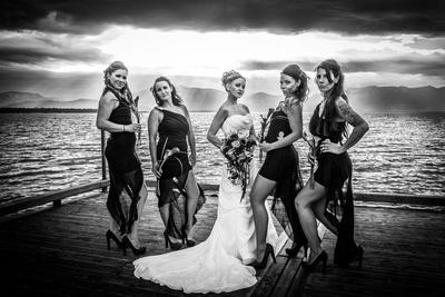 Lake Tahoe Wedding Photo